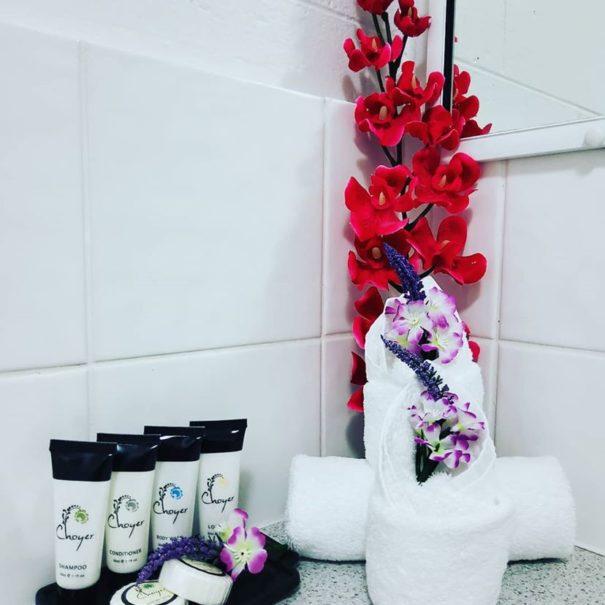 Cairns City Palms - Bathroom Amenities