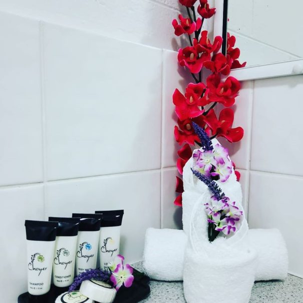Cairns City Palms - Bathroom Amenities